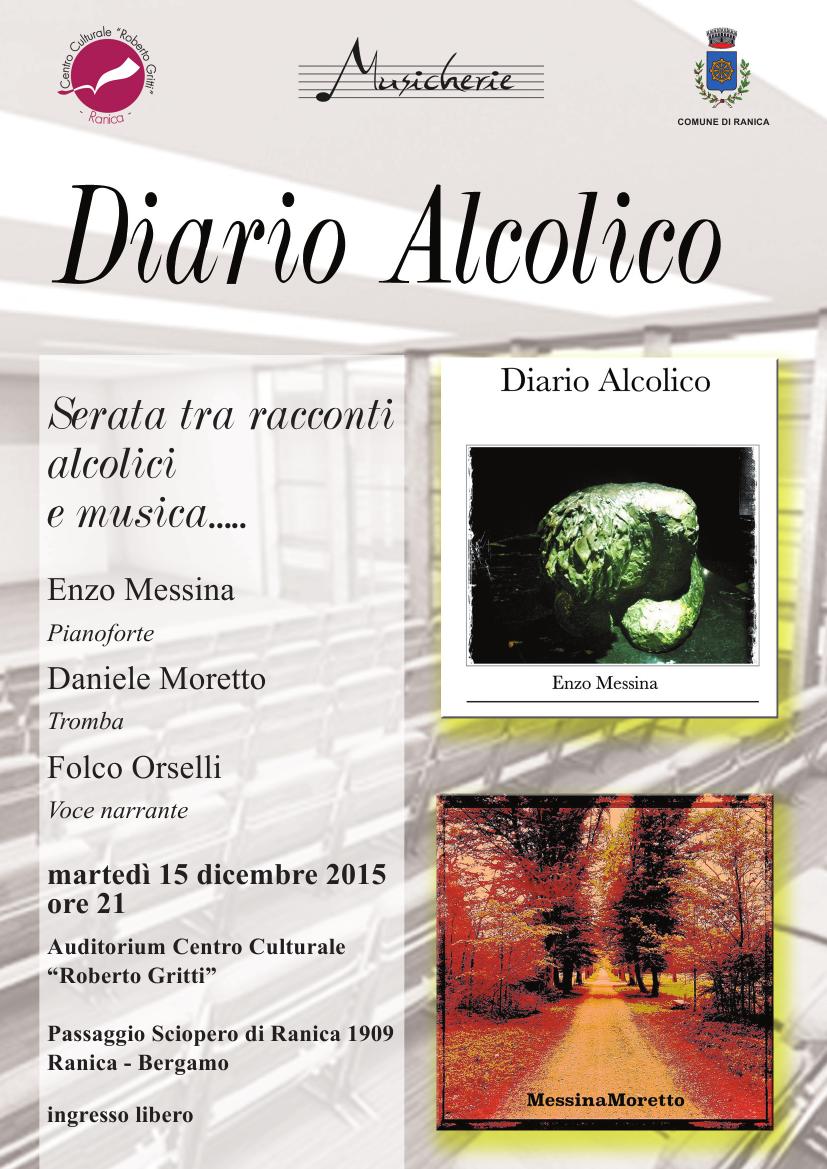 Diario Alcolico Vincenzo Messina Marissima