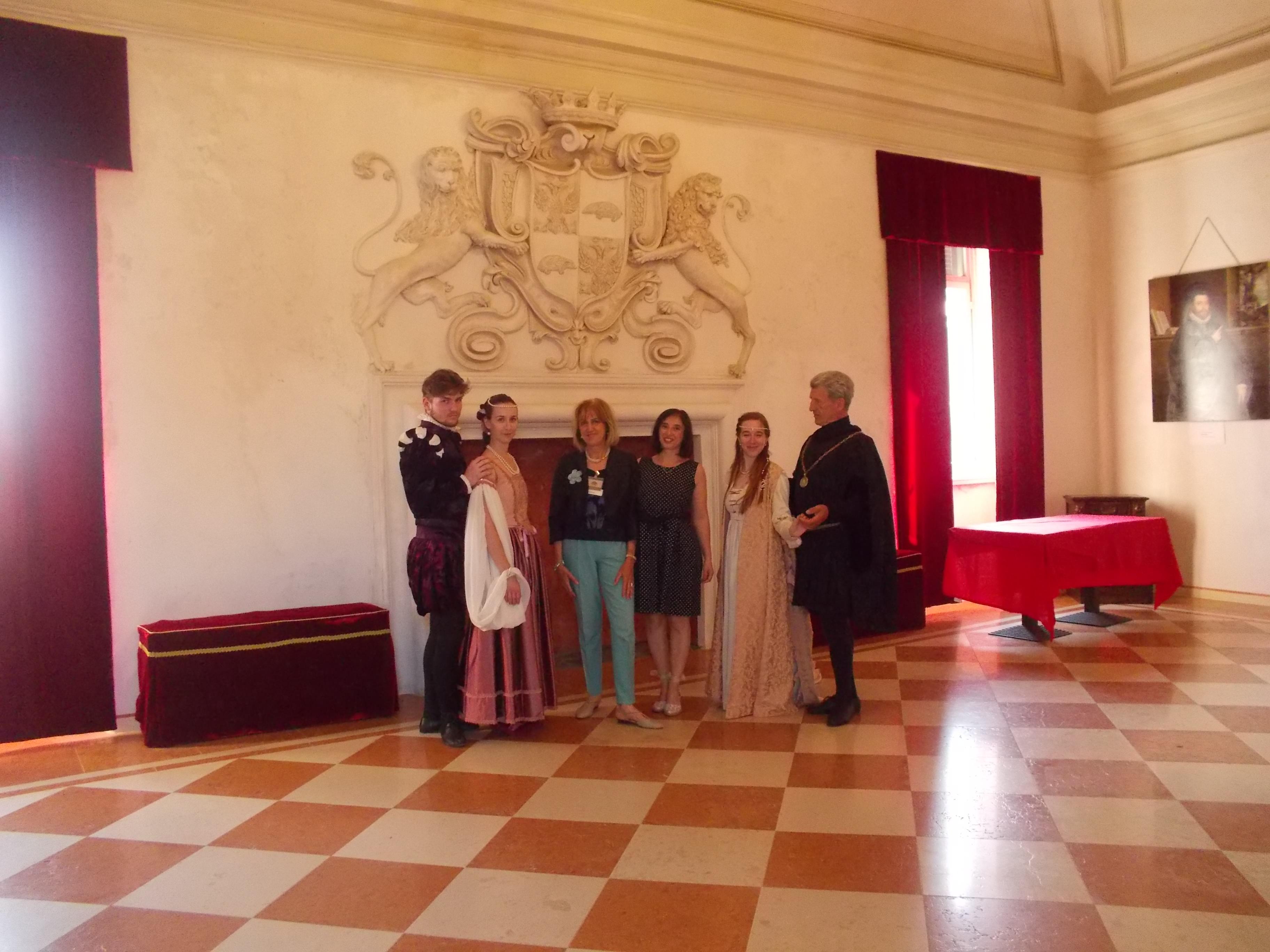 Villa Dei Tasso Visite Guidate E Tea Time In Musica Nella